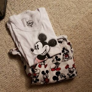 Disney Pajama Set
